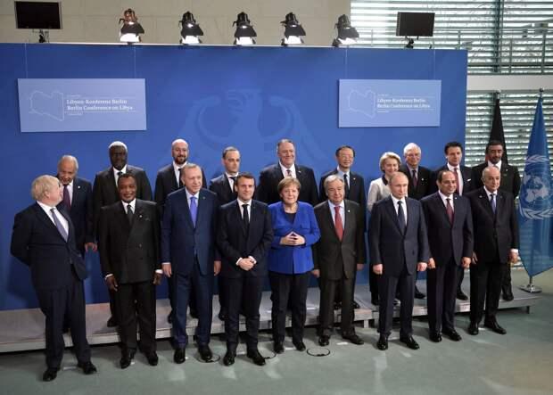 Берлинская конференция по Ливии: шаг вперёд на пути в тысячу километров