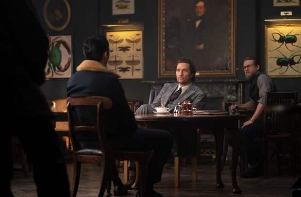 «Джентльмены» Гая Ричи лидируют по сборам в российских кинотеатрах
