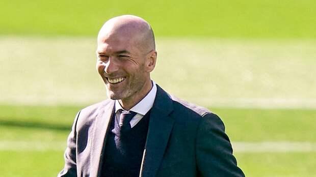 Зидан: «Реал» может стать лучшей командой и без меня»