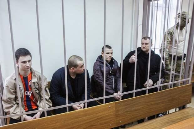 Эксперт объяснил, почему Киев боится возвращать задержанных в России моряков ВМСУ