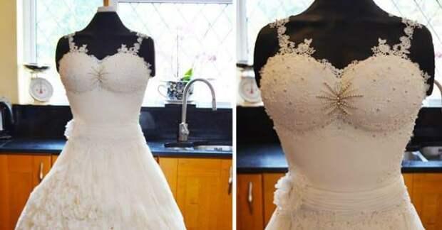Это не свадебное платье!