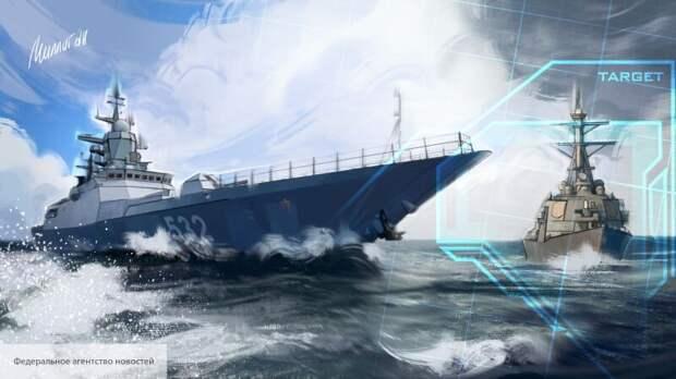 NI рассказало, чем флоту США грозит столкновение с ВМФ России в Черном море