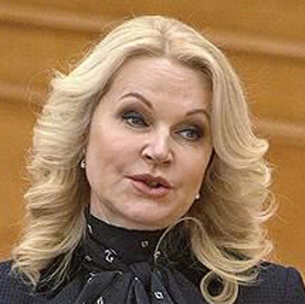 Татьяна Голикова, вице-премьер РФ, 2 марта в интервью ТАСС