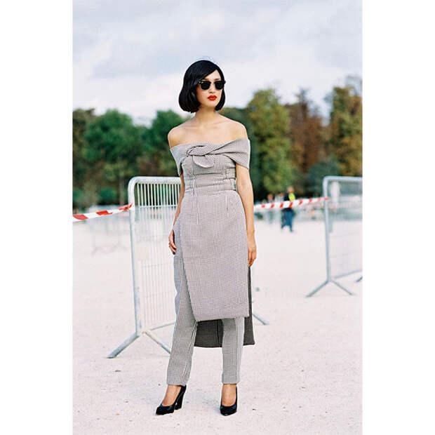 street style 12 Как выглядеть на миллион <br> в простой одежде