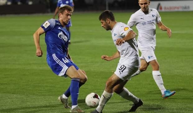 ФК «Оренбург» поборется за победу в матче с «Чайкой»