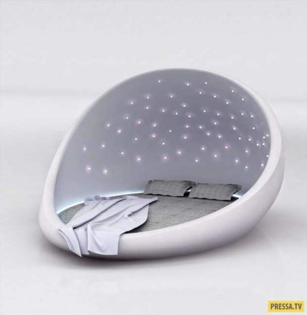 Оригинальные дизайнерские кровати