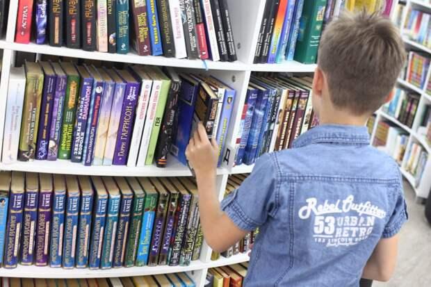 Школьники из Строгина победили на городском литературном конкурсе