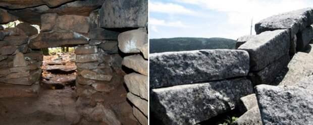 О происхождении этих каменных глыб, у ученых нет единого мнения.