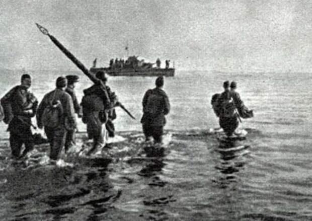 Стремительный удар поверг врага в шок: десантная операция на Моонзундские острова