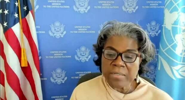 Посол США в ООН говорит странные слова
