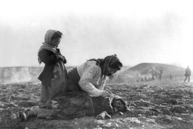 Украина заявила онепризнании геноцида армян