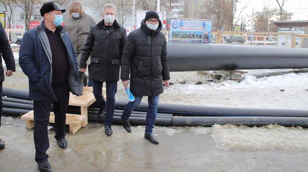 Более 136млн руб потратят наремонт аварийного коллектора вВолгодонске