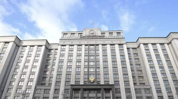 В Госдуме прокомментировали ситуацию с газификацией в регионах