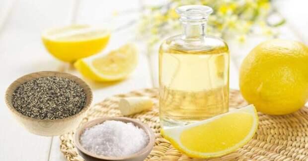 Вот как использовать лимон, соль и перец, чтобы избавиться от желчных камней, астмы и ещё 7 заболеваний!