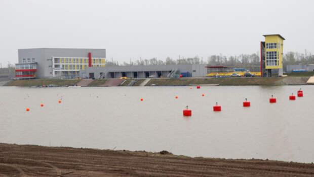 Зампред правительства Алтайского края рассказал о готовности гребного канала