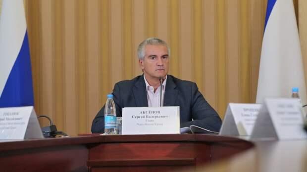 Стали известны доходы главы Крыма и его жены за 2020 год