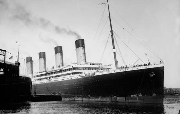 Как «собрат» «Титаника» выиграл бой с немецкой подлодкой