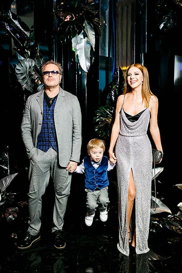 Владимир Пресняков и Наталья Подольская стали родителями во второй раз: имя и первое фото малыша