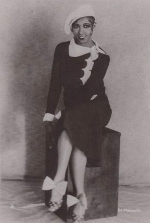 Танцевала голой и умерла веселой: история жизни Жозефины Бейкер