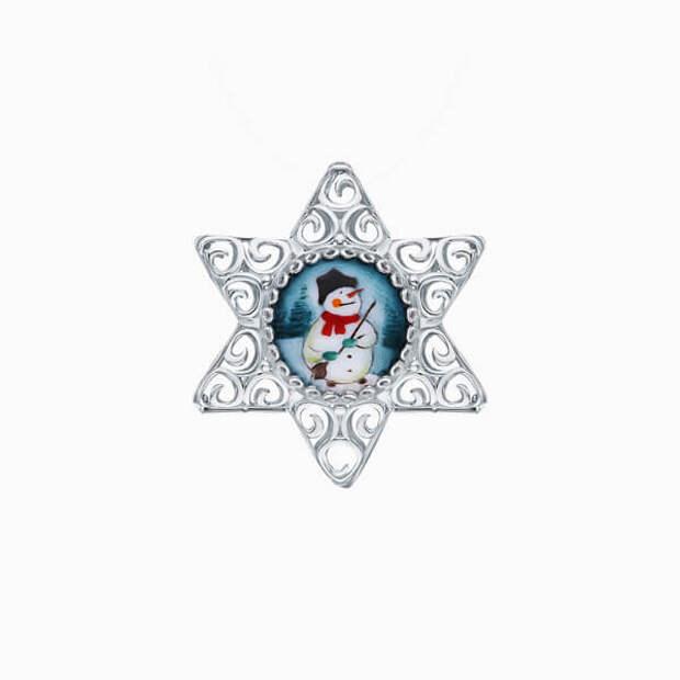 Как украсить дом к Новому году – 2021: елочные игрушки в русском стиле, серебро и винтаж