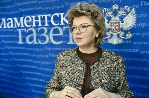 Ямпольская: книготорговля требует системных мер поддержки