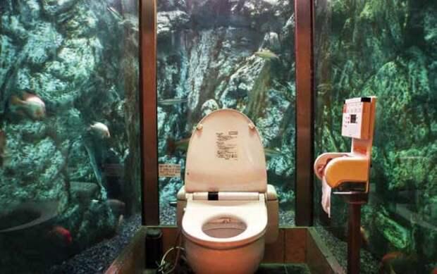 Ванные комнаты, в которых нужно побывать хотя бы раз в жизни