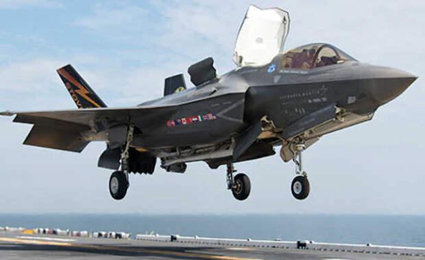 США приостановили производство F-35 на неопределенное время