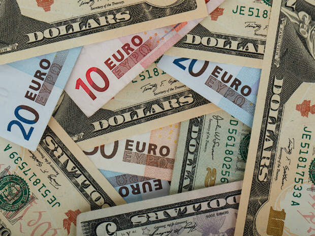 ЦБ РФ ощутимо поднял официальный курс доллара, евро прибавил меньше