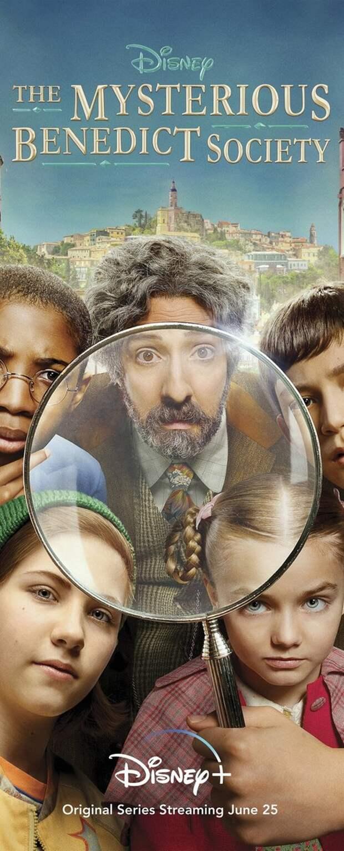Новый трейлер к сериалу «Тайное общество мистера Бенедикта»