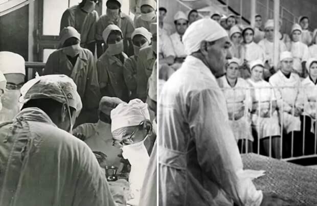 Профессор передал свой ценнейший опыт тысячам будущих хирургов.