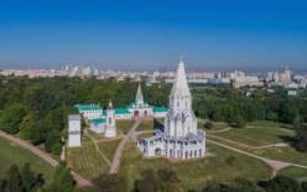 В Коломенском отметили 25-летие включения церкви Вознесения Господня в Список всемирного наследия ЮНЕСКО