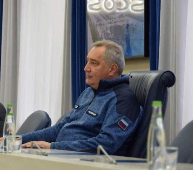 """Рогозин о мерах против структур Роскосмоса: """"Не рановато ли плевать в самарский колодец?"""""""