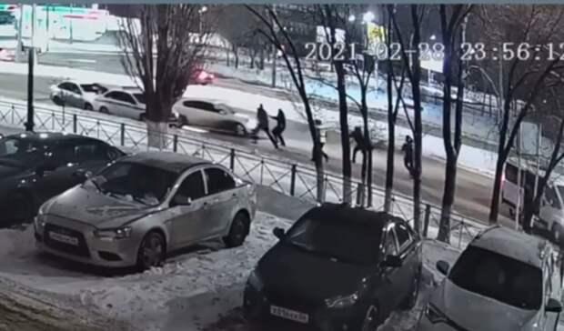 Вполиции прокомментировали стрельбу наулице Терешковой вОренбурге
