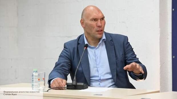 Николаев Валуев рассказал, о чем он говорил на встрече с экс-главой ДНР Захарченко