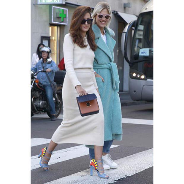 street style 71 Как выглядеть на миллион <br> в простой одежде