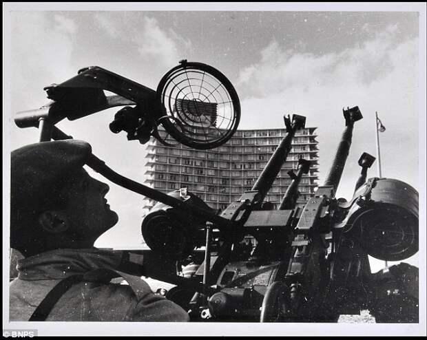 Редкие снимки Фиделя Кастро и Эрнесто Че Гевары. Фотограф Альберто Корда 7