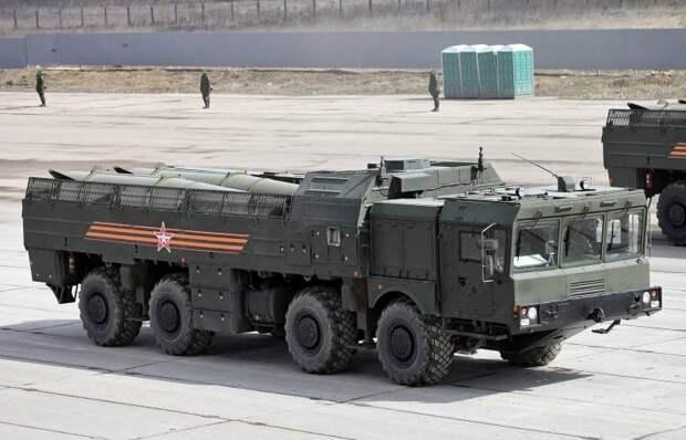 «Силовая дипломатия Кремля»: В США обеспокоены ОТРК «Искандер» в Калининграде