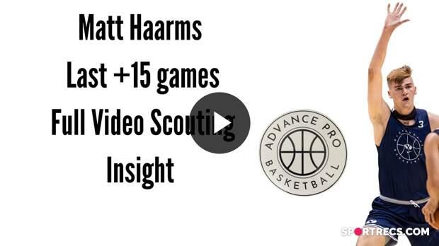 Matt Haarms - Video Scouting Insight