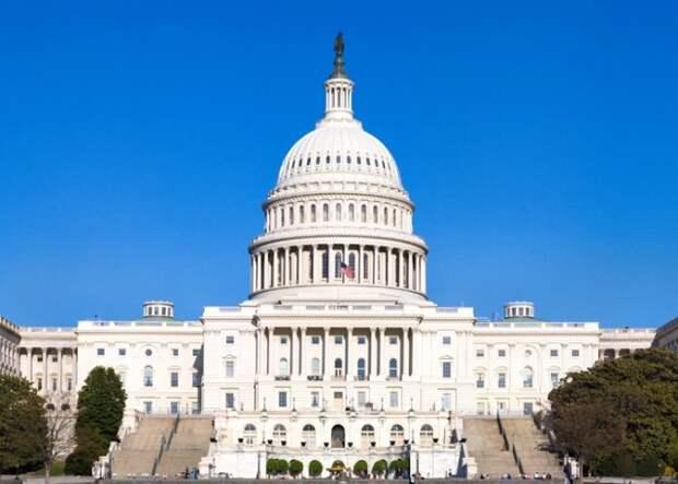 Конгресс США санкции