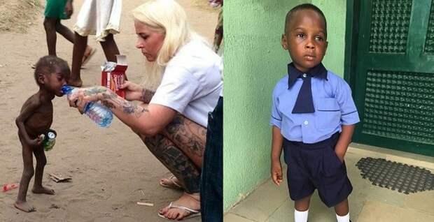 Родители назвали его колдуном и выкинули из дома: как сейчас живет этот мальчик