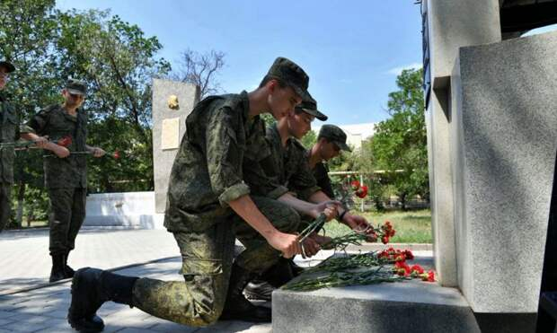 Военно-шефские связи Ямала отмечают 20-летний юбилей
