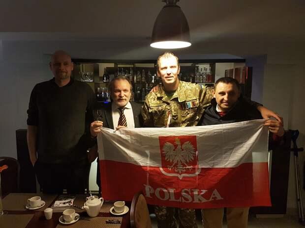 Польша отказалась выдавать России боевика УНСО Мазура – он вернулся на Украину