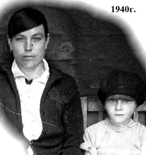Мать и дитя СССР. (просто фото)