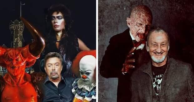 Маски сброшены! 18 персонажей ужастиков и актеры, которые их сыграли