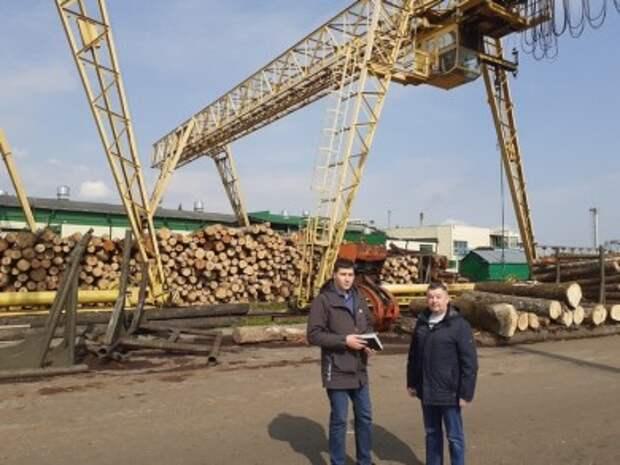 Работа специалиста Госпромнадзора в составе мобильных групп г. Бобруйска.