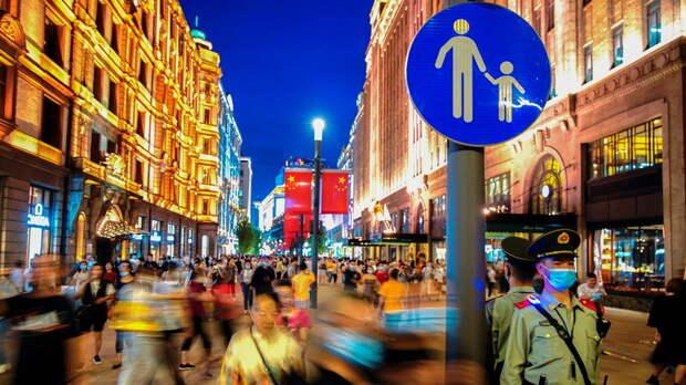 За 2020 год население КНР увеличилось на 0,83%