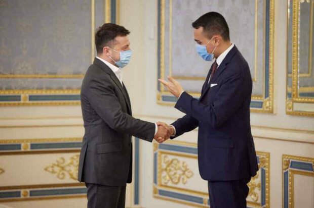 Украина как декорация в диалоге Милана и Вашингтона