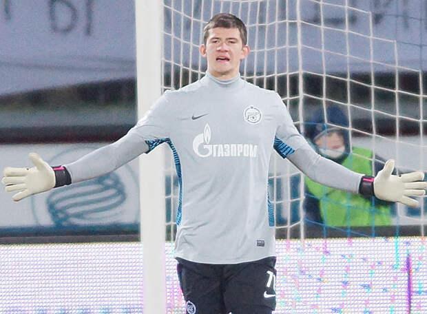 У «Зенита» только один опытный вратарь накануне старта нового сезона. Кто может заменить в составе «сине-бело-голубых» Лунёва?