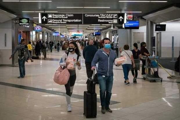 С конца января власти США меняют правила въезда иностранных граждан