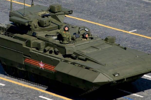 Т-15 Барбарис: БМП, которую американцы назвали лучшей в мире